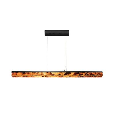 Lampa wisząca Abigali 6602 Marble Stone 606R 30W 3000K 6 x 6 x 120 cm