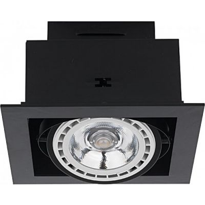 Lampa Nowodvorski Downlight Black I-9571