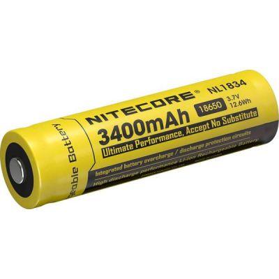 Akumulator LI-ION Nitecore 18650 3400mAh