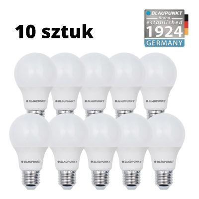 Zestaw 10 szt. - Blaupunkt Żarówki LED E27 12W