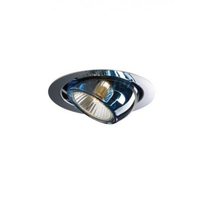 Downlight Fabbian D57F0131 Beluga Colour-Incasso Blu