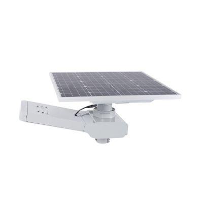 Zestaw solarny Greenie LED 40W - lampa LED, panel i bateria CW