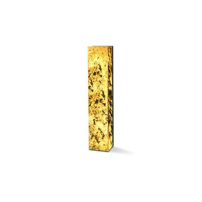 Lampa ścienna Abigali 6611 Marble Stone 607Y 28W 3000K 5 x 5 x 120 cm