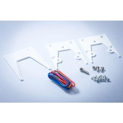 Konektor do opraw liniowych podwieszanych LED Linea - biały