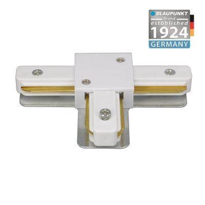 Konektor do szyn 1-fazowych T biały Blaupunkt KT1W