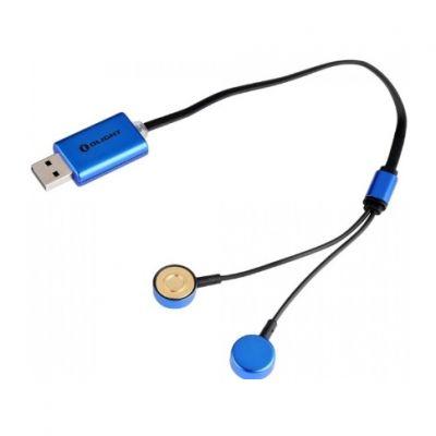 Ładowarka Olight Magnetic uniwersalna do akumulatorów USB