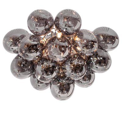Lampa sufitowa By Rydens 4200990-4505 Gross Smoke Grey