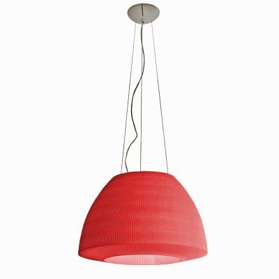 Lampa wisząca Axo Light Bell 060 Czerwona