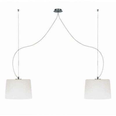 Lampa wisząca Casablanca CS21-B87A Mesa Double