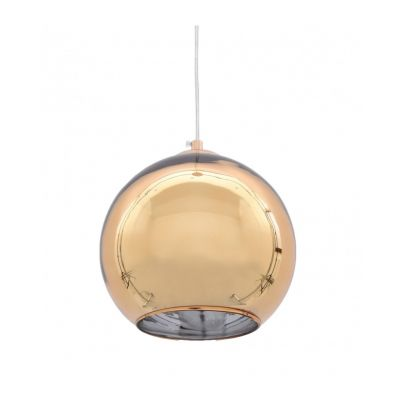 Lampa wisząca Lumina Deco LDP 107-300 (GD) Lobos D30
