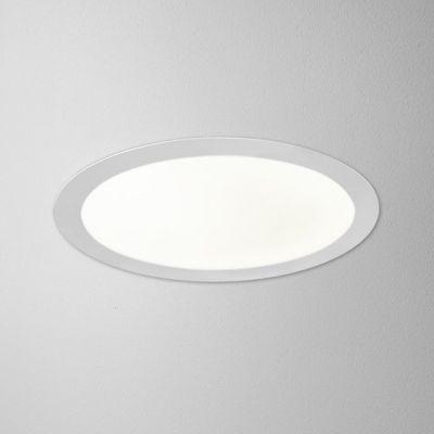 Lampa wpuszczana AQForm Ring LED Recessed Biały Mat
