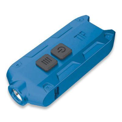 Latarka brelok LED Nitecore Tip Niebieska
