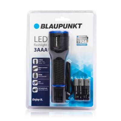Latarka LED Blaupunkt Blitz 3xAAA IPX4