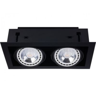 Spot Nowodvorski Downlight Black-9570