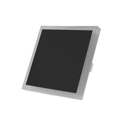 Oprawa schodowa LED Milagro EKS681 Evo Black 3000K