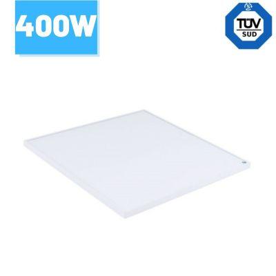 Panel grzewczy na podczerwień Greenie 60x60cm 400W biały - 5 lat gwarancji - 8 - 10m2