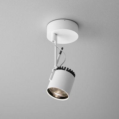 Reflektor AQForm Par Pro LED Spot Biały Struktura