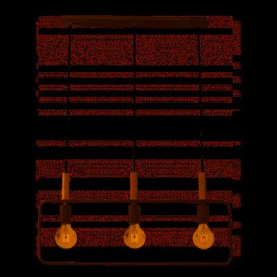 Lampa wisząca Candellux 33-73532 Frame