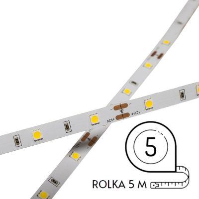 Taśma LED Greenie 1m 30 diod 5050SMD na metr 7.2W/mb Rolka 5m