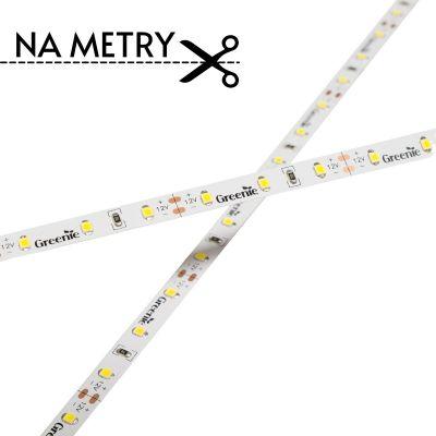 Taśma LED 60x2835smd 6W/m IP20 CW Greenie
