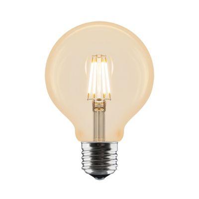 Żarówka dekoracyjna Idea LED Amber E27 2W