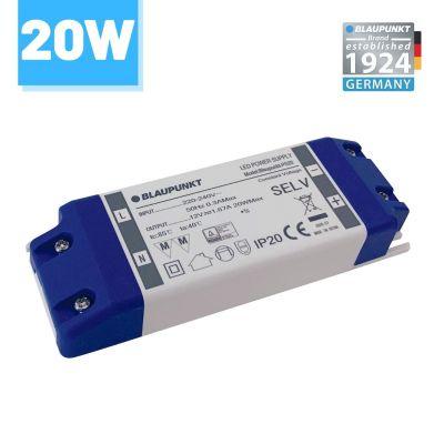 Zasilacz LED Blaupunkt 12V 20W do taśm