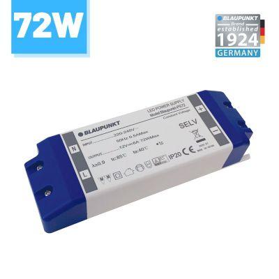 Zasilacz LED Blaupunkt 12V 72W do taśm